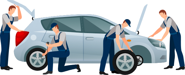 Full Auto Body Repair in Boston, MA, Auto Detailing, Bumper repair