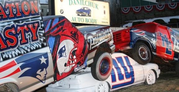 computer-wallpaper, Danilchuk Auto Body Shop in East Boston