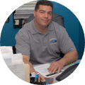 rob caldarelli, general manager of Danilchuk Auto Body